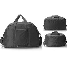 Durable & Foldable Nylon Duffle Bag - Perfect for Travel!