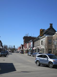 Main Street Main Street, Street View, Maine, Canada