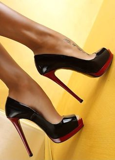 The new way to travel on High Heels