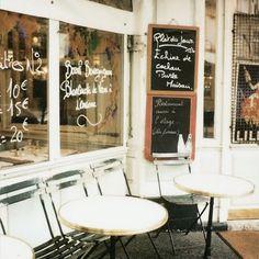 Paris Cafe Avignon, France Cafe Agnes b. floral and cafe Paris Oh Paris, I Love Paris, Paris City, Deco Cafe, Design Café, Interior Design, Bar Interior, House Design, Graphic Design
