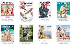 Catalogos Andrea 2015 Verano