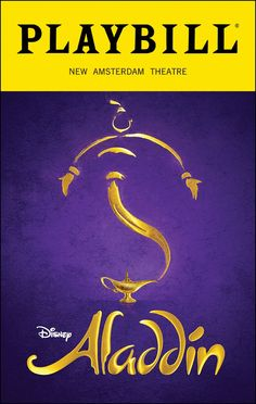 Aladdin Broadway @ New Amsterdam Theatre - Tickets and Discounts