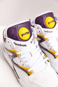 Reebok Pump Omni Lite High-Top Sneaker Designer Trainers, Designer Shoes, High Top Sneakers, Sneakers Nike, Hot Heels, Me Too Shoes, Reebok, Urban Outfitters, Air Jordans