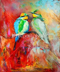 Birds Stock Photos, Illustrations and Vector Art - Page 4 | Depositphotos® WISH I COULD PAINT THIS FOR MY ROOM