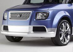 2003 Honda Element Concept