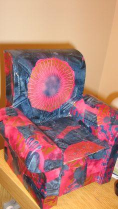Decopatch chair