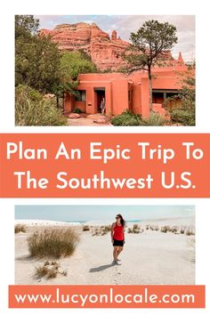 Your Southwest USA Travel Guide: I've got the best cities, national parks, road trips, hotels, vacation homes, and more for this region! #travel #travelblog #blog #blogger #travelblogger #destination #trip #southwest #us #unitedstates #arizona #texas #newmexico #oklahoma #travelguide #trip #epictrip Usa Travel Guide, New Travel, Ultimate Travel, Travel Usa, Travel Guides, Travel Tips, Southwest Usa, Us Travel Destinations, Road Trip Essentials