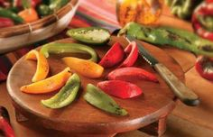Add these roasted chilies and bell peppers to salads, tacos, tostadas, and chicken tort as. Roasted Chilies and Bell Peppers | EatFresh #eatfreshCA