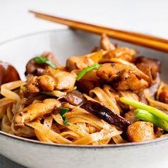 Thai Chicken & Ginger Noodles - Marion's Kitchen