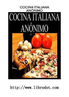 Compendio de recetas de cocina italiana