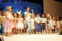 circus mag: Children's Fashion Cologne - finale of the show with Germany's The Voice Kids Michèle!