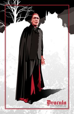 Dracula - Christopher Lee