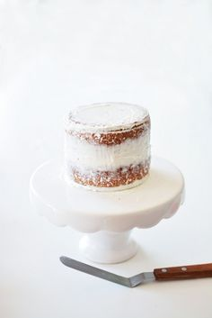 easy mini naked cake