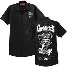 Gas Monkey Garage Shop