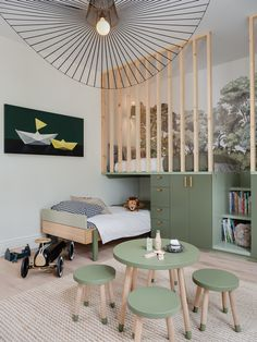 Baby Room Decor, Bedroom Decor, Bedroom Ideas, Cool Kids Rooms, Pastel Room, Kids Room Design, Boy Room, Girls Bedroom, Room Inspiration