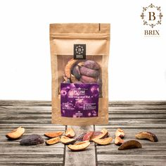 Finest freeze dried Plums Photo courtesy of Brix-Grown for flavour #brixproducts #brixgrownforflavour #freezedriedfruitthatchangedmylife #FreezeDriedFruit #raw #vegan #healthy #crispy #plum #natural #noaddedsugar #foodpic #flavour #tasty #health #healthyfood #product #design