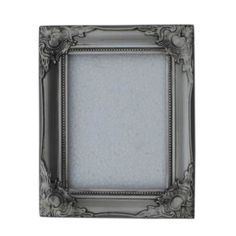 This rocco silver frame is a simple solution to display your favourite photos. A classic design, this ornate frame looks great amongst other photo frames, adding style and personality to your living space or bedroom. These frames are suitable for hanging or standing. Available sizes include: 6 x 8 inch 8 x 10 inch 16 x 20 inch