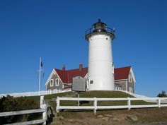 Nobska Lighthouse by jimmywayne, via Flickr
