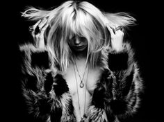 Abbey Lee Kershaw by Hedi Slimane | ZAC FASHION