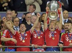 LONDON — For Bayern as a whole, this was a story of redemption. For Arjen Robben, in particular, it was a story of redemption. And for Jupp Heynckes it was, a story of vindication, of proving his point so that he can leave, having been forcibly retired, having proved he is a winner