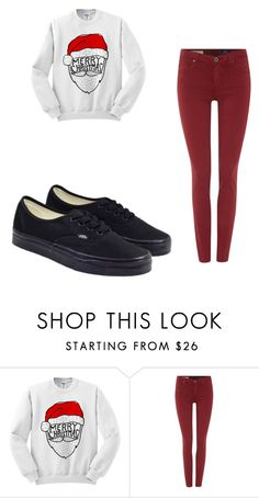 """""""Untitled #198"""" by sierrapalmer10 on Polyvore featuring AG Adriano Goldschmied and Vans"""