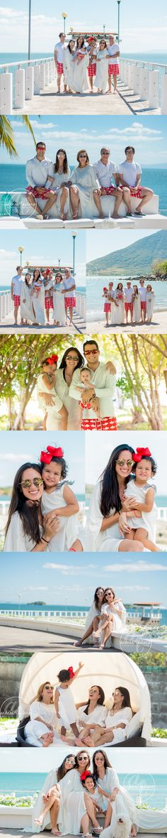 The R Family - Beach Photo Session