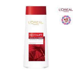 LOreal Paris Revital Lift Aqua Milky Toner 200 ml Cleansing Milk, Facial Cleansing, Loreal Revitalift, Firming Eye Cream, Luxury Cosmetics, Cetaphil, Skin Care Cream, Bright Skin, Facial Toner