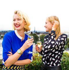 Cheers, Paris!