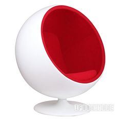 BALL Chair , Replica Reproduction, NZ's Largest Furniture Range with Guaranteed Lowest Prices: Bedroom Furniture, Sofa, Couch, Lounge suite, Dining Table and Chairs, Office, Commercial & Hospitality Furniturte