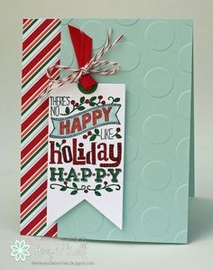 Amy O'Neill : Amy's Paper Crafts  – Holiday Happy - 9/24/14 (SU Holiday 2014: Mingle All the Way)