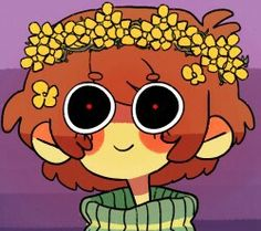 torijingles:  frisk and chara icons 8) this is fun ill try to do the monsters too but that is for another photoset  free to use w credit!!