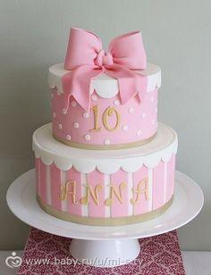 Картинки по запросу торт 8 лет девочке