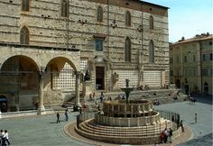 #Perugia #Italy | Discover travel hints about this city -> www.gadders.eu/destination/place/perugia
