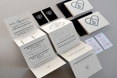 J&M Social Tickets & Wedding Invitations on Behance