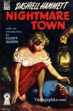 Nightmare Town. Cover art: Robert Stanley