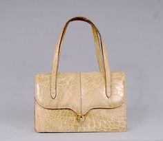 LOUIS FONTAINE Maroquinier Sallier 70s Exotic Leather by vdpshop, €260.00