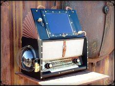 The Airship Pirates Steampunk Jukebox