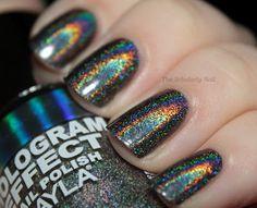 glitter nails I need this nail polish but idk where to get it at :(
