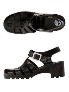 Amazon.com: Women's Juju Babe Jelly Sandals: Shoes