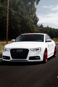 Audi 2017, Audi Rs, Sexy Cars, Hot Cars, Car Goals, Red Accents, Audi Quattro, Motor Car, Luxury Cars