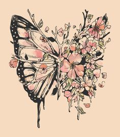 I like this idea, and love the fact that its a butterfly. i'd like to sneak a butterfly into my own tatoo but have it be something i'd have to point out, as kind of a im the only one i need to make change/metamorphosis for and if i like you i can choose to share my changes with you :P