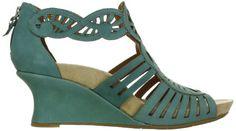 Amazon.com: Earthies Women's Caradonna Wedge Sandal: Shoes