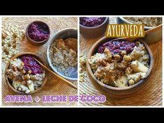 YouTube New Recipes, Yummy Recipes, Yummy Food, Vastu Shastra, Pitta, Coconut Milk, Lunches, Super Easy, Oatmeal