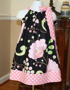 Pillowcase dress.SO CUTE!