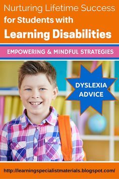 Learn about the 6 key attributes that contribute to success!  #dyslexia