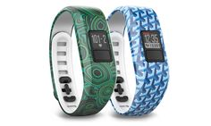 Garmin's Vivofit 3 features an improved backlit display that shows steps, calories, distance, intensity minutes and time of day. Like the Vivoactive HR, it also has the Move IQ feature that can detect whether you're walking, running, biking, swimming or doing an elliptical workouts so that you don't need to start a session manually.
