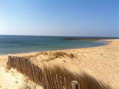 N'est-elle pas belle la plage d'Erdeven ?