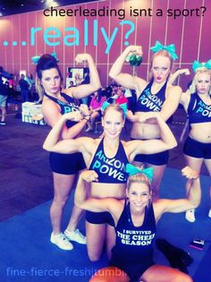 #fit #cheer #cheerleader #cheerleading