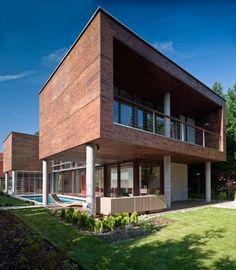Summer Villa at Lake Balaton - FBI Studio architects