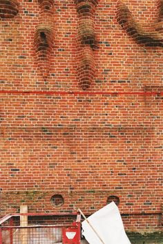 The wall - February 2015. Image © James Taylor-Foster